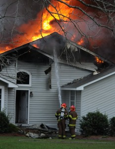 Blaze destroys Bristol home