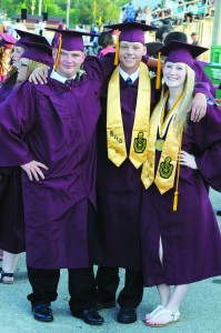 LIberty County High School Class of 2012