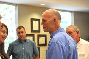 Gov. Scott comes to Blountstown for a 'rural roundtable' on Monday