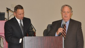 Liberty Chamber honors Joe Shuler
