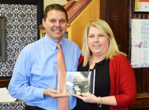 Calhoun County selects Karen Tomlinson this year's top teacher