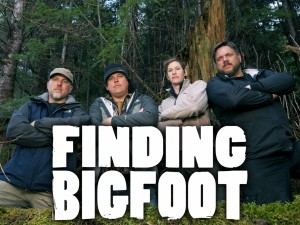 Finding Bigfoot; Animal Planet crew visits Torreya Park to prepare for filming