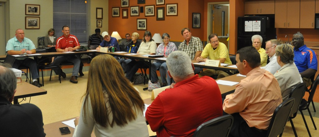 Ideas discussed, strategies presented at 8th Calhoun County Super Council