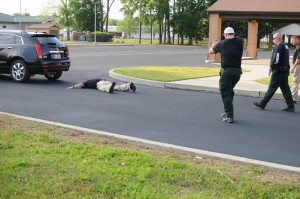 Training drill held for LCSO
