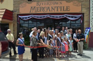 Area's newest business holds ribbon-cutting