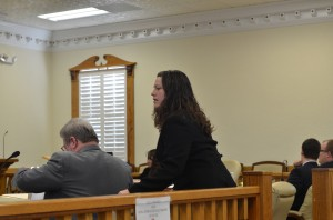 Liberty Co. woman charged with murder testifies Tuesday