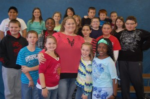 Calhoun Co. Teacher of the Year keeps students busy & learning