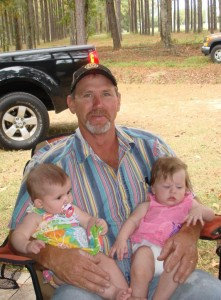 Family waits for word on missing fisherman