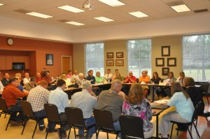 Elected officials hold Super Council meeting in Blountstown