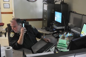 Blind dispatcher retires after 35 years of service