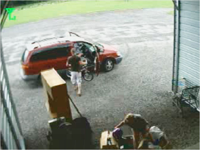 Do you recognize these people or this vehicle?