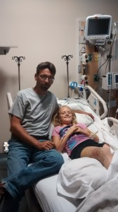 Nine-year-old girl gets third round of antivenin before coming home  Youngster recovering after snakebite
