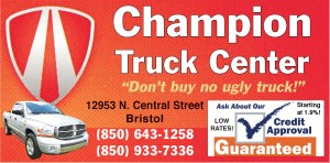Champion Truck Center Webad