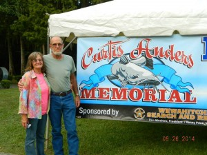 Wewahitchka flathead tournament renamed in honor of Curtis Anders