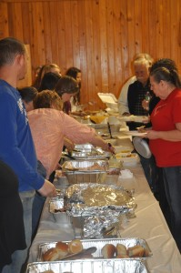 A Community Thanksgiving