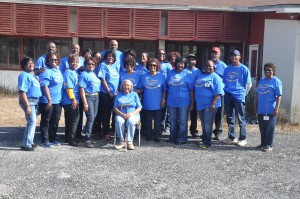 Former Bethune students gather for reunion