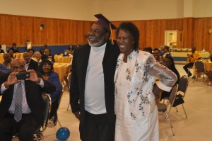 First LCHS black graduate honored