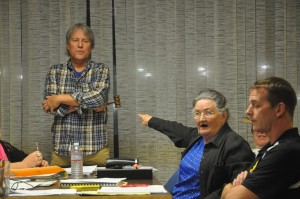 Things get a little heated at Altha Town Council meeting