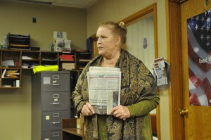 Altha citizen pleads for council member to be removed; council keeps Martha Glory on board