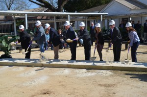 Groundbreaking held for the new Altha School