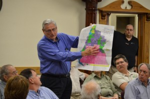 Graham hears concerns  over forest management
