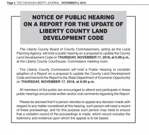 lcbcc-notice-of-public-hearing-report-for-update-of-liberty-co-land-development-code