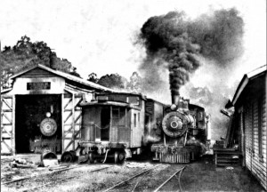 It took seven hours for the group of candidates to reach Marianna from Blountstown on the M&B on that dark and rainy night in April of 1912.